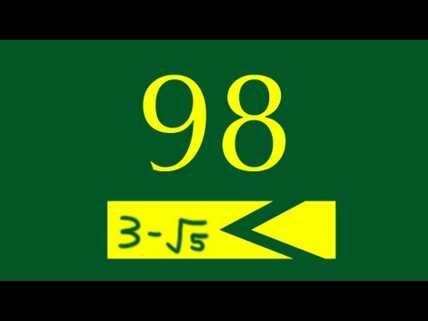 98 and Grafting Numbers - Numberphile