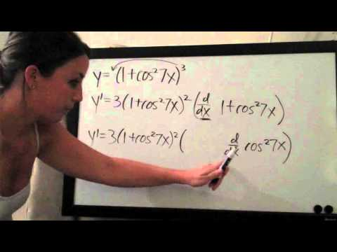 Chain Rule Example 4