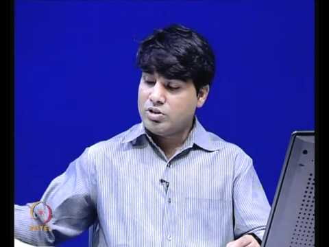 Mod-01 Lec-33 Simultaneous Equation Modelling (Contd.)