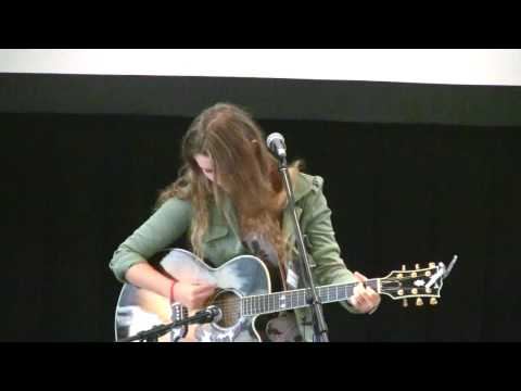 TEDxMalibu - Hannah Mulholland - Music in the New Paradigm