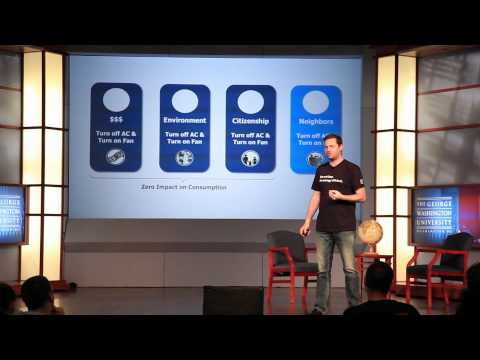 TEDxFoggyBottom - Ben Foster - Making Energy Matter