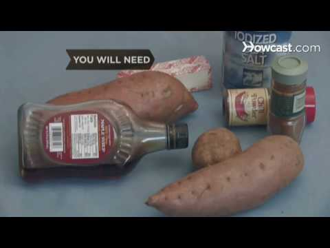 How To Make Spicy Sweet Potatoes