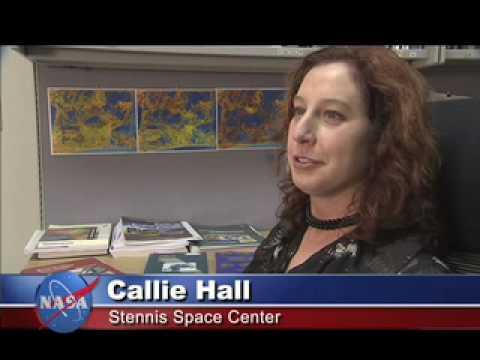 NASA Oceanographer Uses Science to Study the Sea