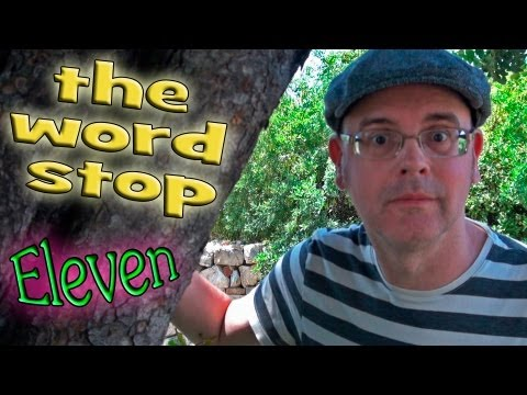 The Word Stop - 11 - BANAL