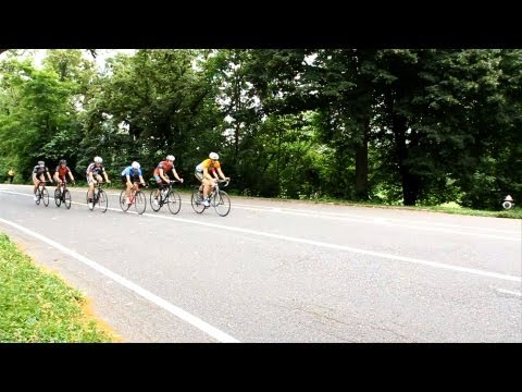 How to Train for a Bike Race | Competitive Road Cycling