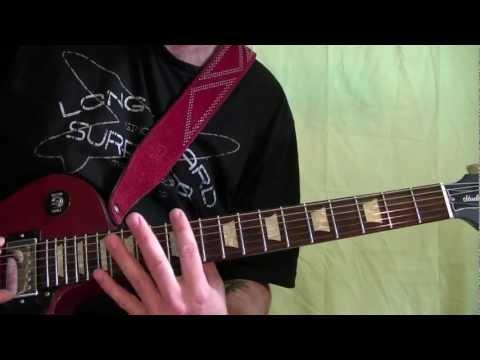 Guitar Lesson: HARMONICS AND PINCH HARMONICS