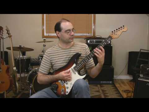 """GUITAR THEORY: The """"CAGED"""" System"""