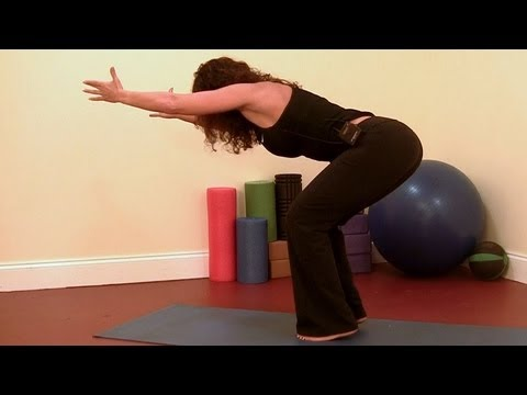 Yoga Workout for Tight Butt, Home Exercise Fitness Training Routine, Total Wellness Austin