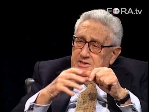 Henry Kissinger on War and Dissent