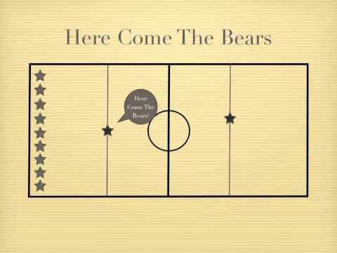 P.E. Games - Here Come The Bears!