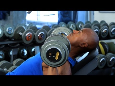 Weight Bench Exercises   How to Work Out at the Gym