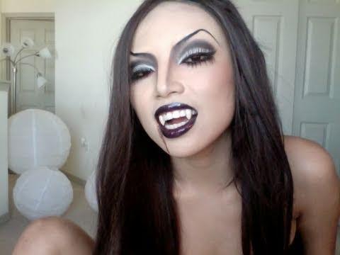 Sexy Vampire Princess Make-up