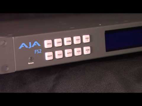 AJA and Autodesk: What's new at NAB 2011?