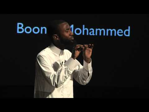 "TEDxToronto  - Boonaa Mohammed ""Kill Them With Love"""
