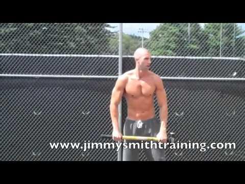Fitness Model Jimmy Smith Photoshot-Male Figure Model