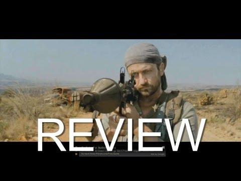 Machine Gun Preacher Trailer Review