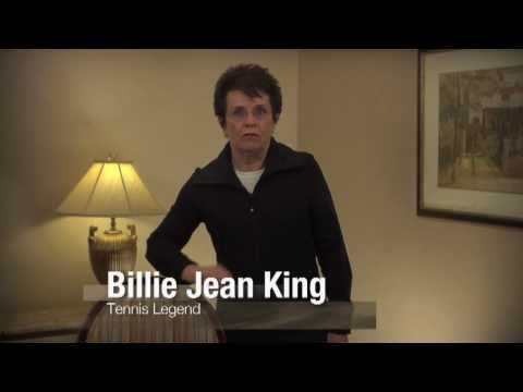 Billie Jean King: Tennis Legend