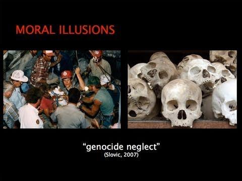 'We Find Genocides Boring': Sam Harris on Moral Illusions