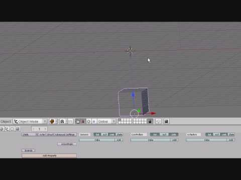 Blender Tutorial - Constraints