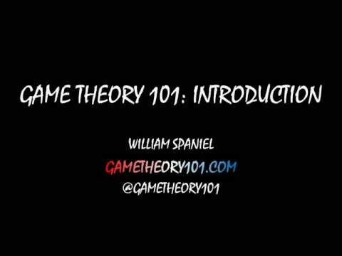 Game Theory 101: Introduction