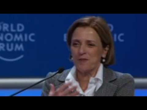 Davos Annual Meeting 2009 - Shaping the Post-Crisis World