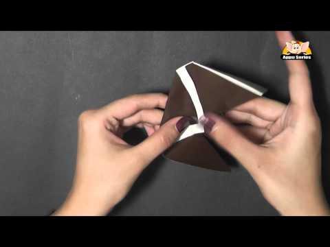 Origami - Make a Housefly