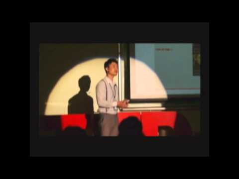 I am a student in university, enjoying Anxiety: YoungHwanCheon at TEDxSejongU