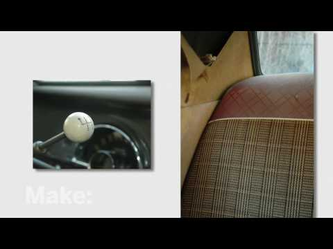 Maker to Maker - 1950 Studebaker on MAKE: television