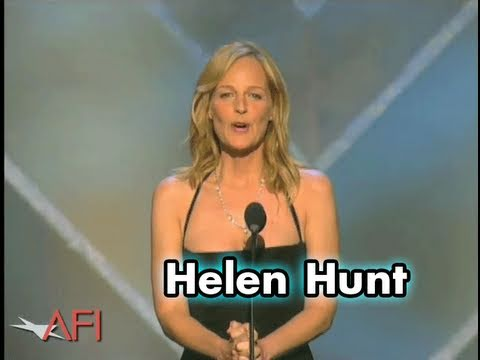 Helen Hunt On Working With Tom Hanks In CASTAWAY