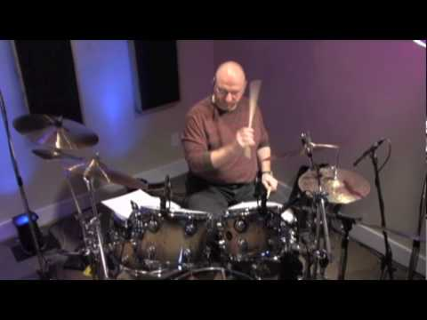 Basic Drumming Motions With Lionel Duperron (Live Broadcast #10)