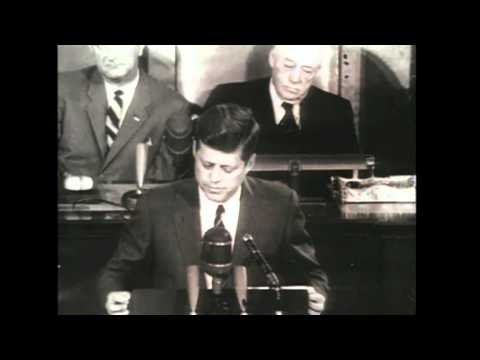 Human Spaceflight: the Kennedy Legacy