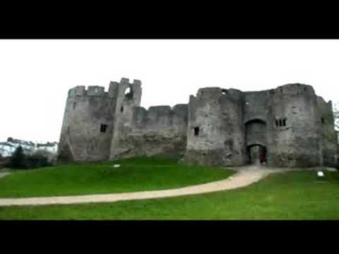 Chepstow Castle -Wales UK