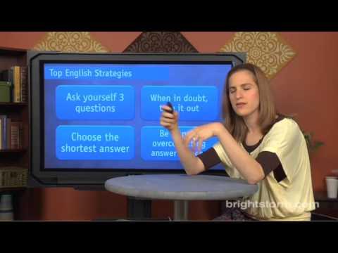 ACT Top Test taking Strategies