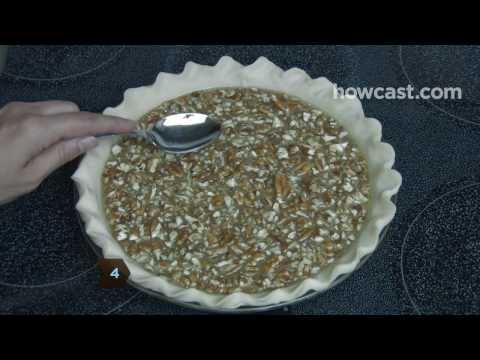 How To Make Pecan Pie