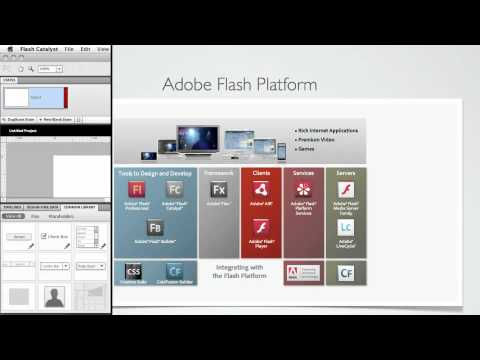 Adobe Flash Catalyst CS 5.5: Essentials Introduction