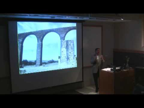 On Aqueducts - Dr. William E. Doolittle - Part 2 of 8