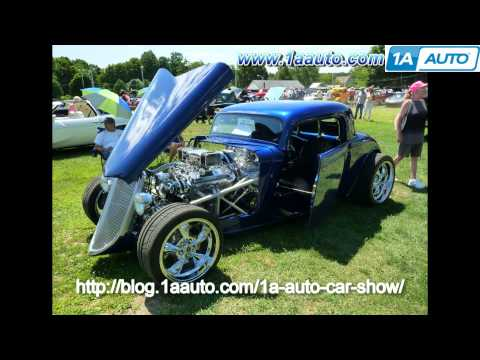 3rd Annual 1A Auto Charity Car Show July 29th 2012