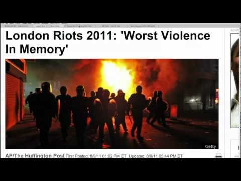 Anarchy in London