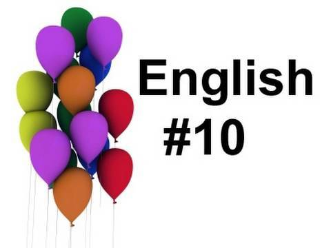 Learn Easy English Lesson #10 (American Accent) Birthday Party!