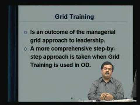Lecture-28 Organizational Development - I