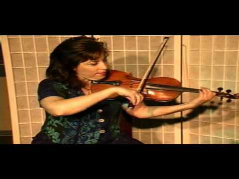 Violin Lesson - song demonstration - American Ballad (blues)