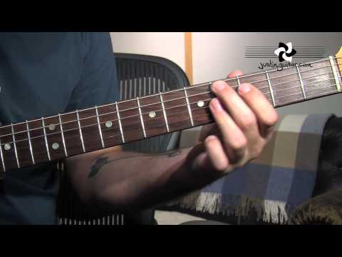 Turnarounds (Blues Rhythm Guitar - Guitar Lesson BL-209) How to play