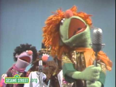 Sesame Street: Sad