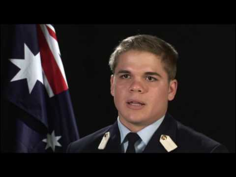 RAAF - Air Force Afterburn - Episode 1 (ADFA Officer Cadet)
