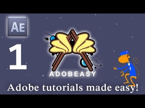 Some Easy Tips With Adobe After Effects CS4 & Preparing Your Video In HD For YouTube