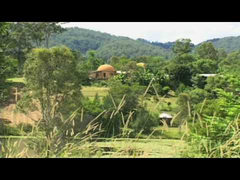 Eco Village Pioneers - introducing the film in Australia