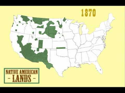 Saylor HIST002:  Native American Land Losses