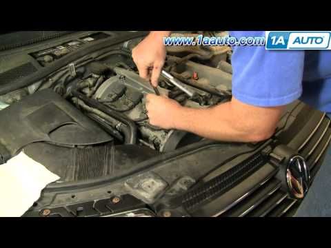 How To Install Replace Spark Plugs Volkswagen Passat 1.8T 1AAuto.com