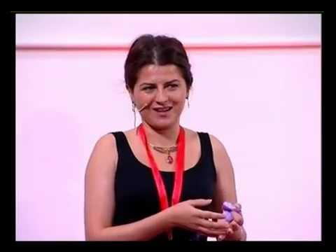 TEDxBakı - Günel Mövlud - Disappeared Generation (with English subtitles)