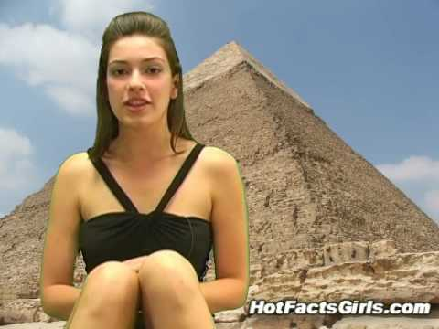 14 Facts About Ancient Egypt 1, Hot Facts & Fun Girls